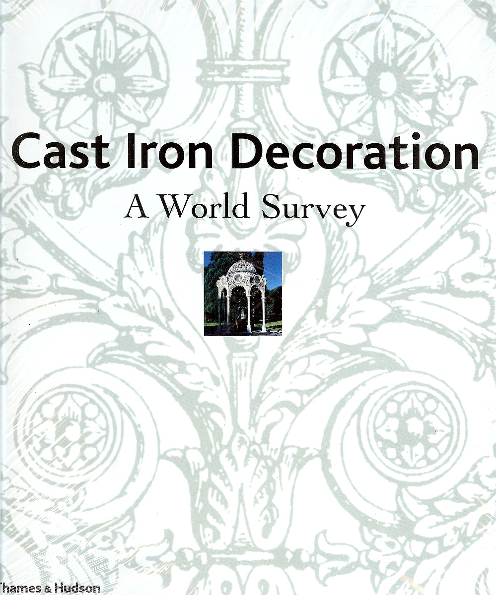 Image for Cast Iron Decoration: A World Survey