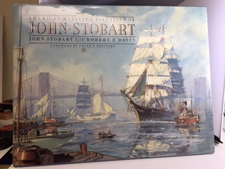 Image for AMERICAN MARITIME PAINTINGS OF JOHN STOBART