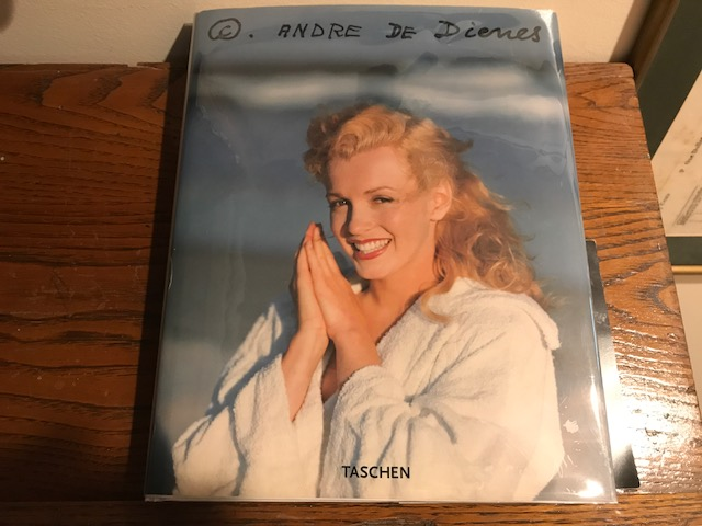 Image for ANDRE De DIENES : MARILYN