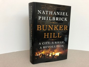 Image for BUNKER HILL : A City, a Siege, a Revolution (The American Revolution Series)