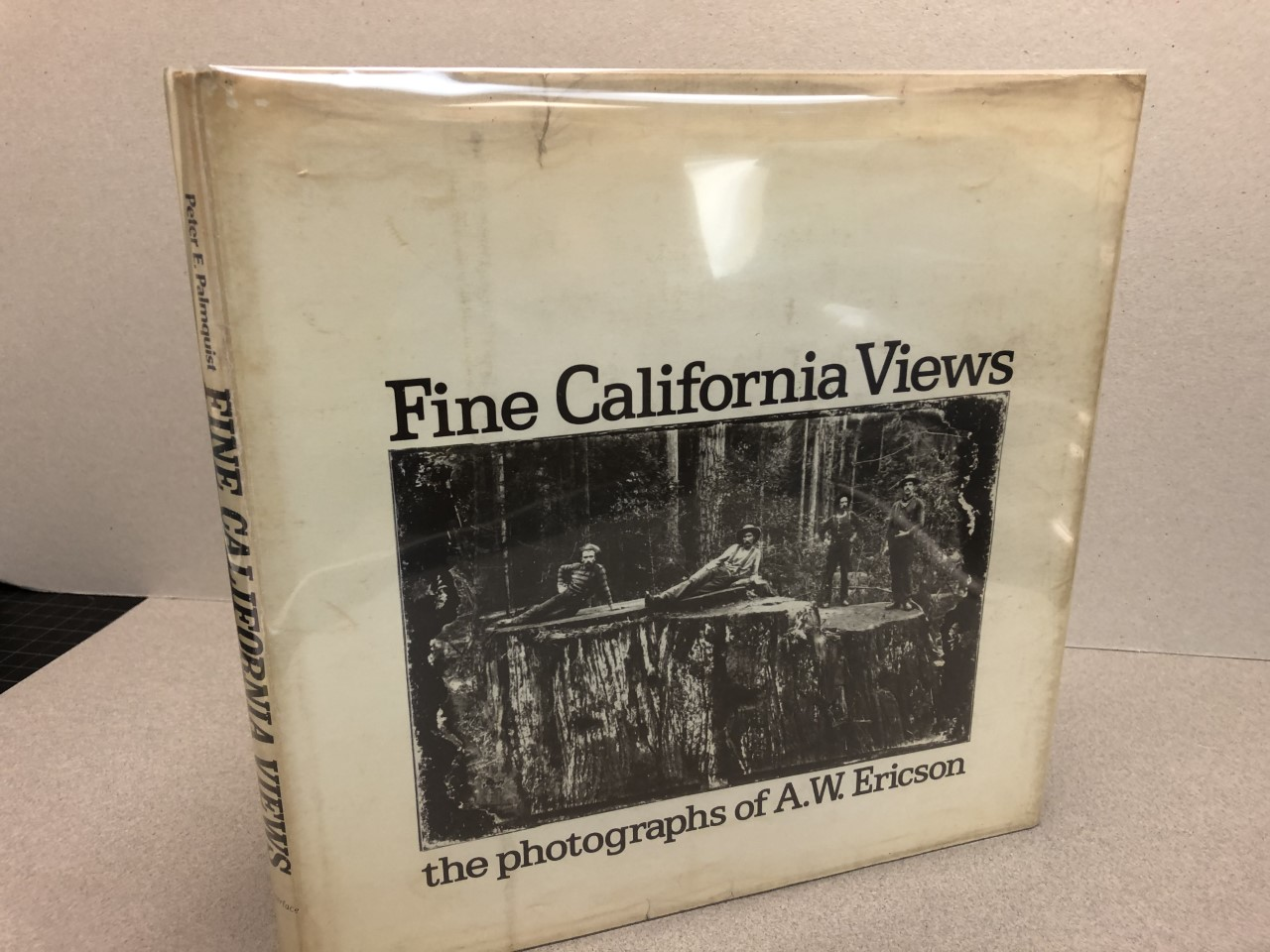 Image for FINE CALIFORNIA VIEWS: The Photographs of A. W. Ericson ( signed & dated )