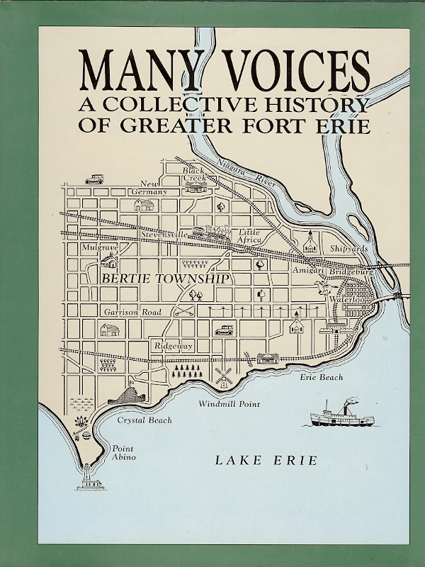 Image for MANY VOICES : A Collective History of Greater Fort Erie