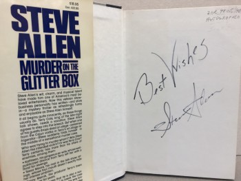 Image for Murder on the Glitter Box ( signed )