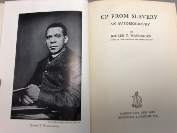 Image for UP FROM SLAVERY : An Autography