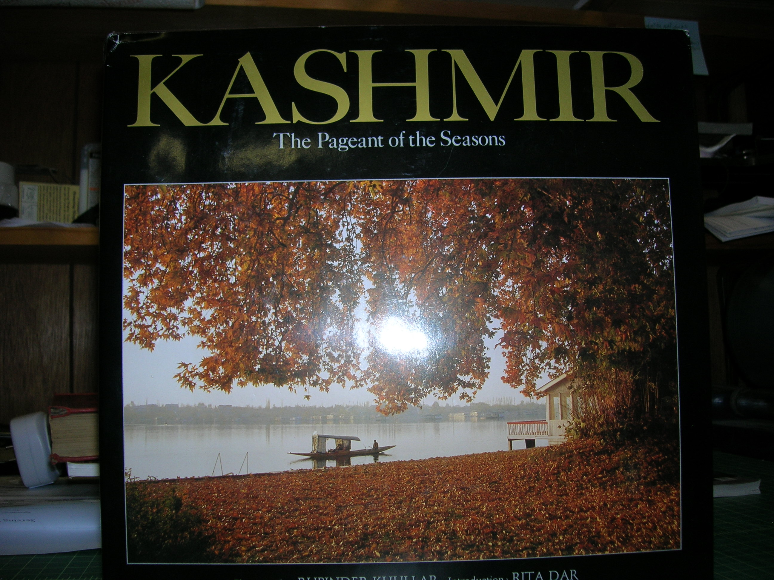 Image for KASHMIR : The Pageant of the Seasons