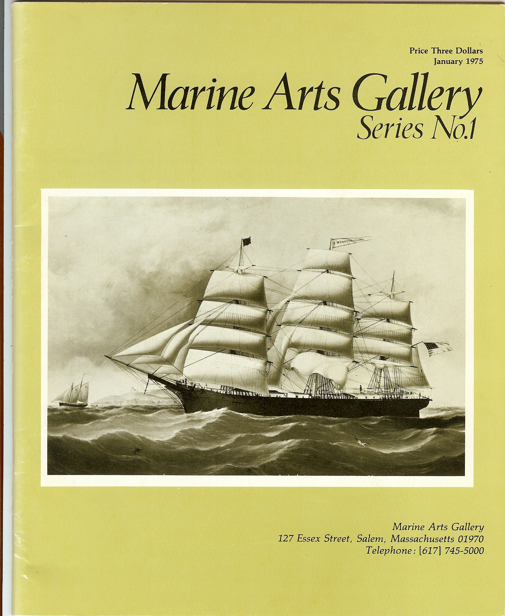 Image for MARINE ARTS GALLERY ( Series #1 )