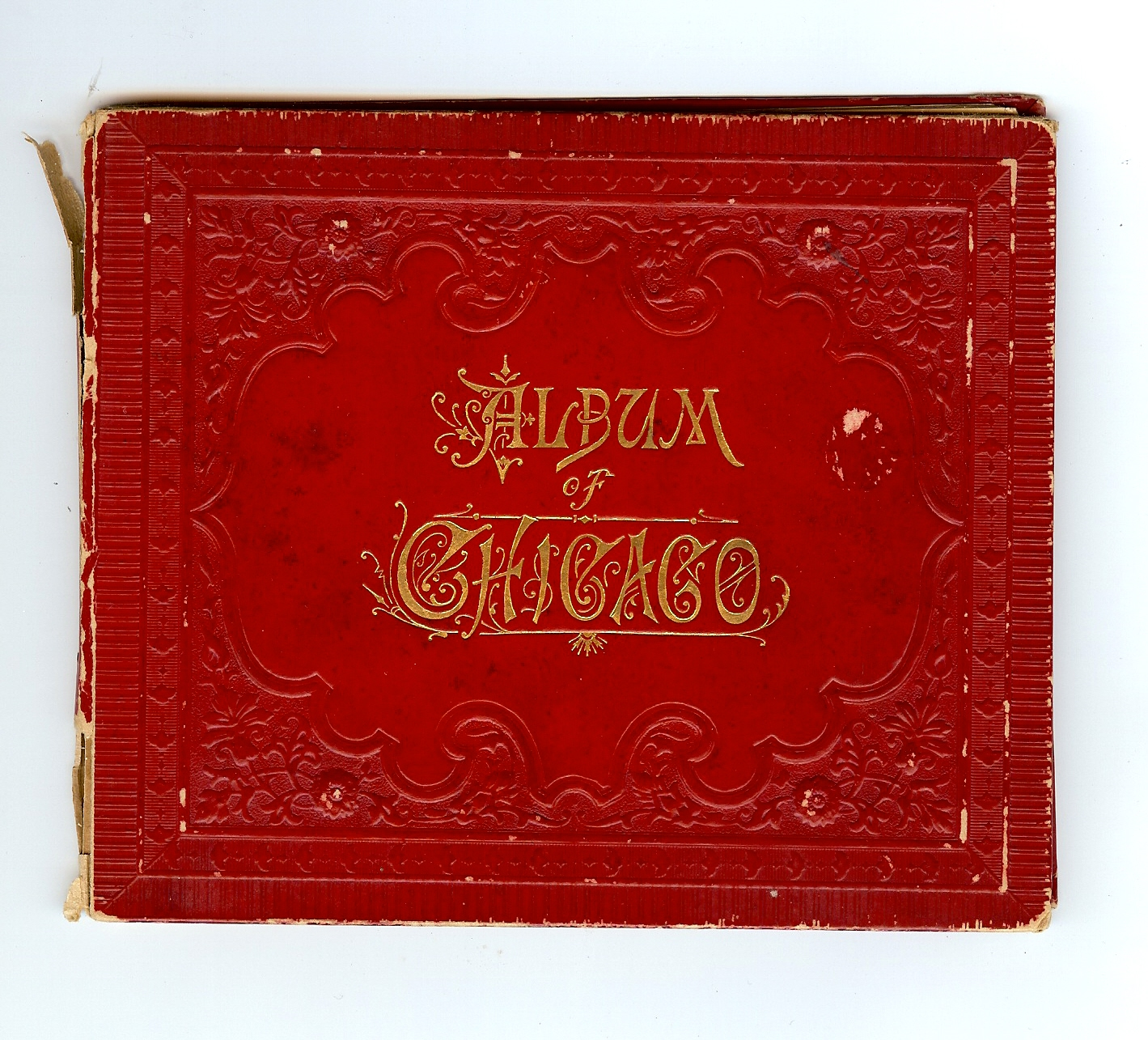 Image for ALBUM OF CHICAGO