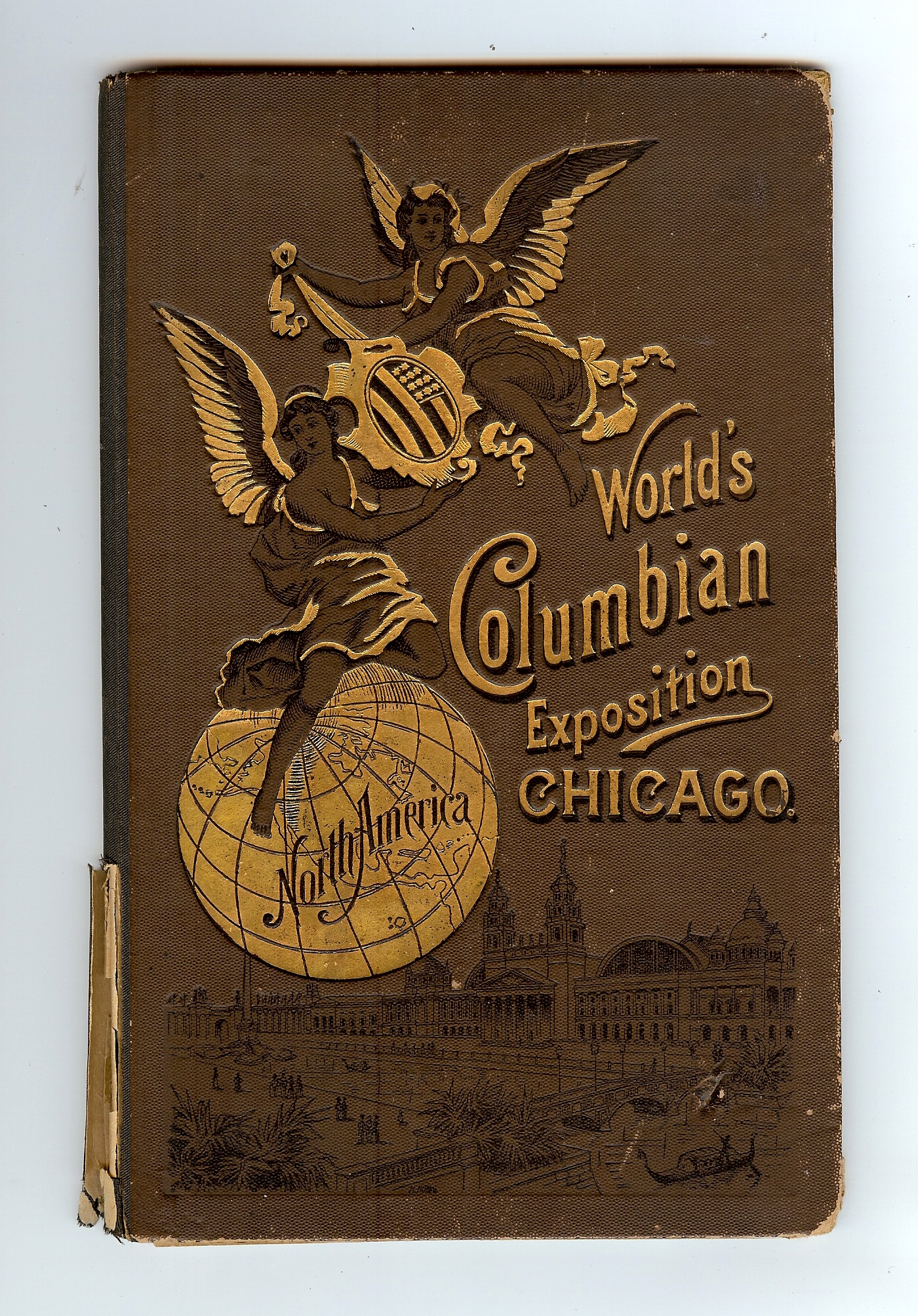 Image for WORLD'S COLUMBIAN EXPOSITION CHICAGO