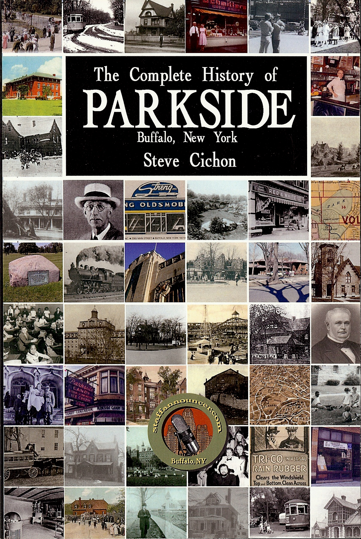 Image for The Complete History of Parkside , Buffalo New York