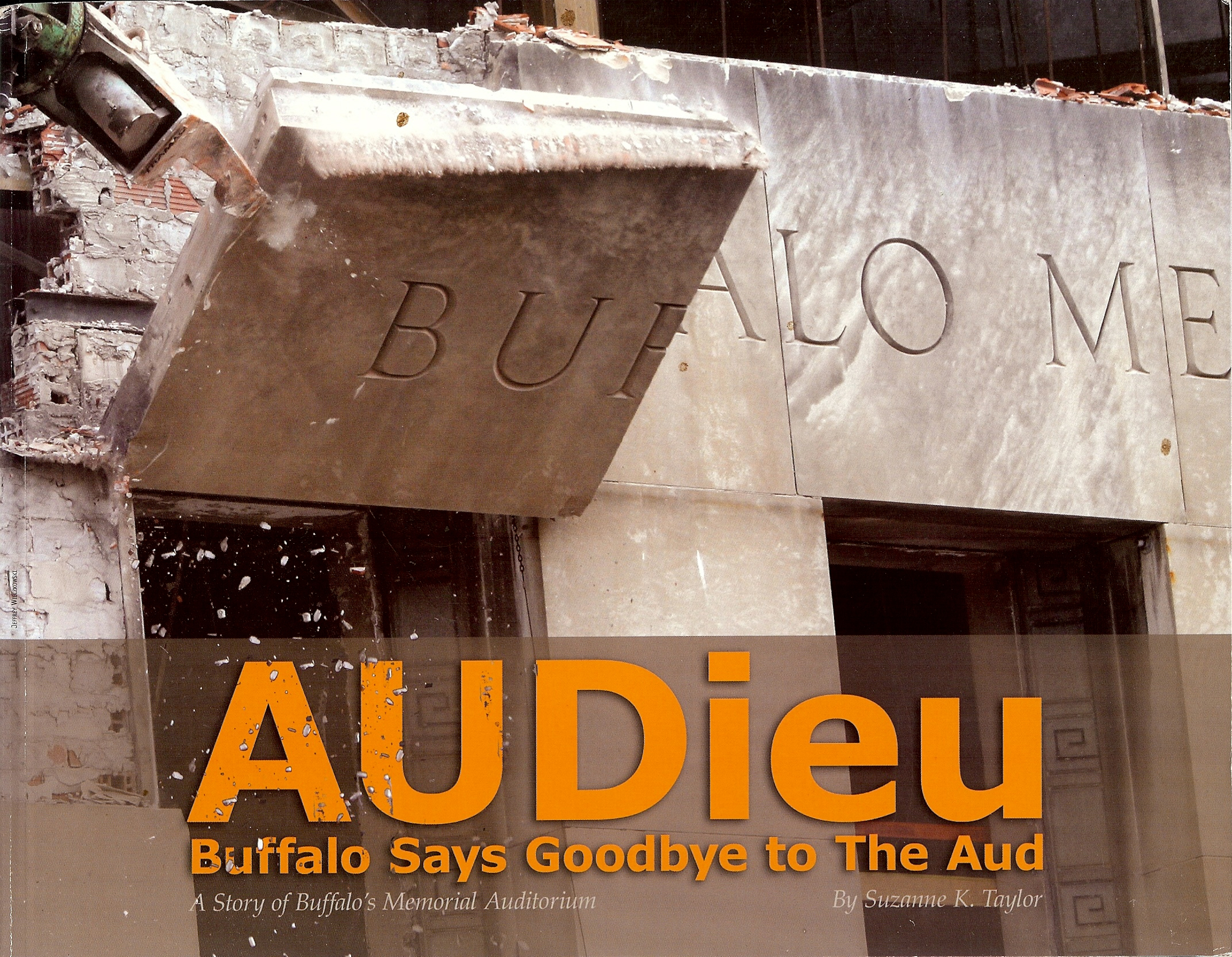 Image for AUDieu : Buffalo Says Goodbye to the Aud