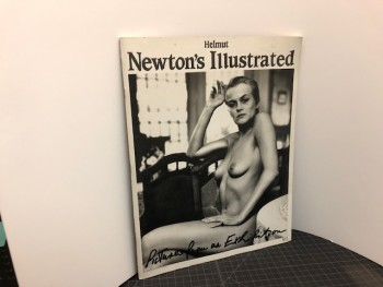Image for Helmut Newton's Illustrated No.2 : Pictures from an Exhibition