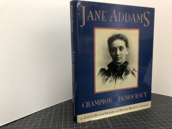 Image for JANE ADDAMS : Champion of Democracy