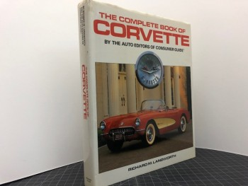 Image for The Complete Book of Corvette