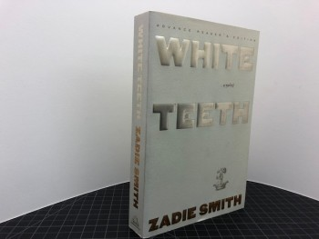 Image for WHITE TEETH (signed)