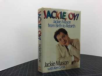 Image for JACKIE, OY ! : Jackie Mason from Birth to Rebirth