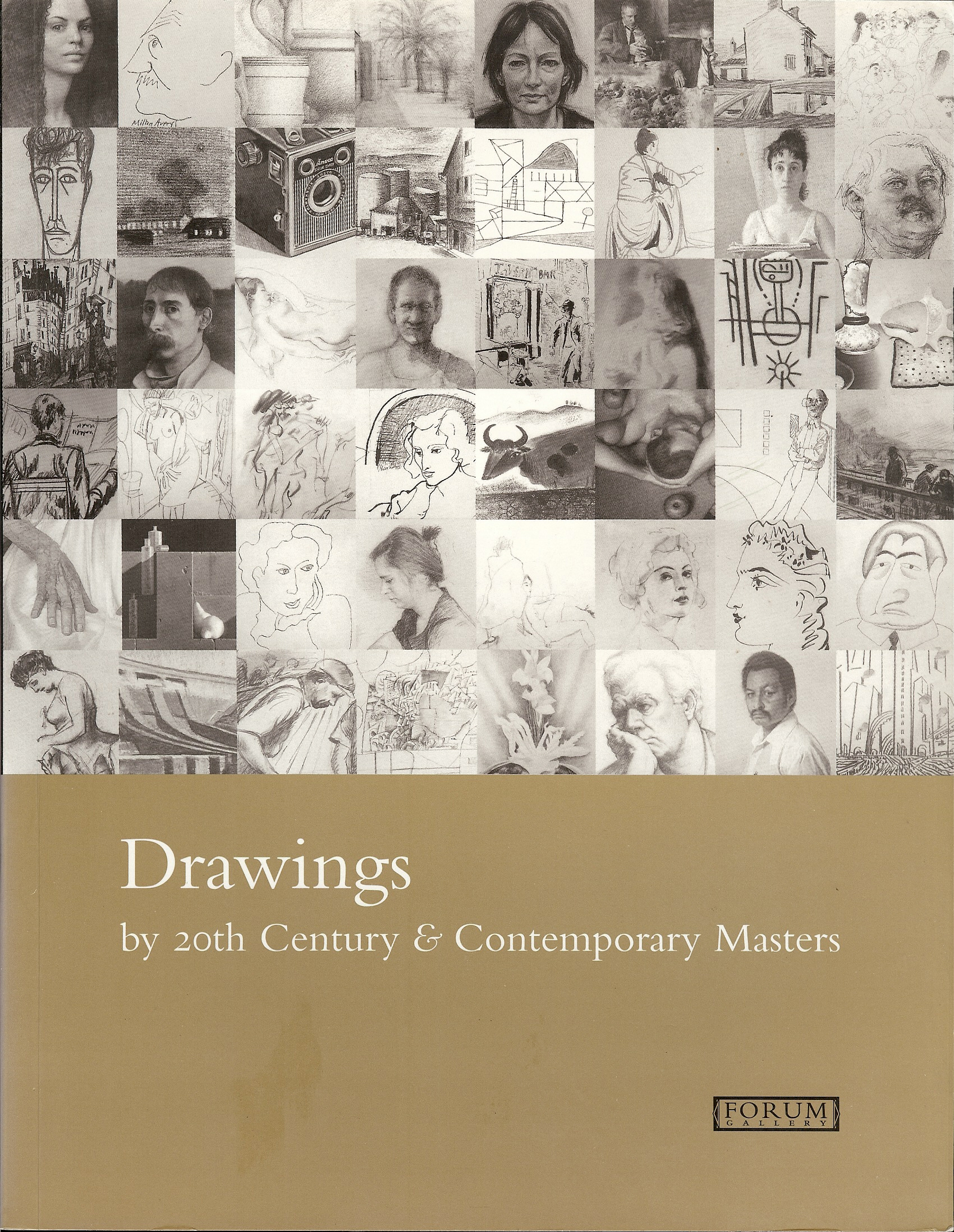 Image for Drawings By 20th. Century & Comtemporary Masters