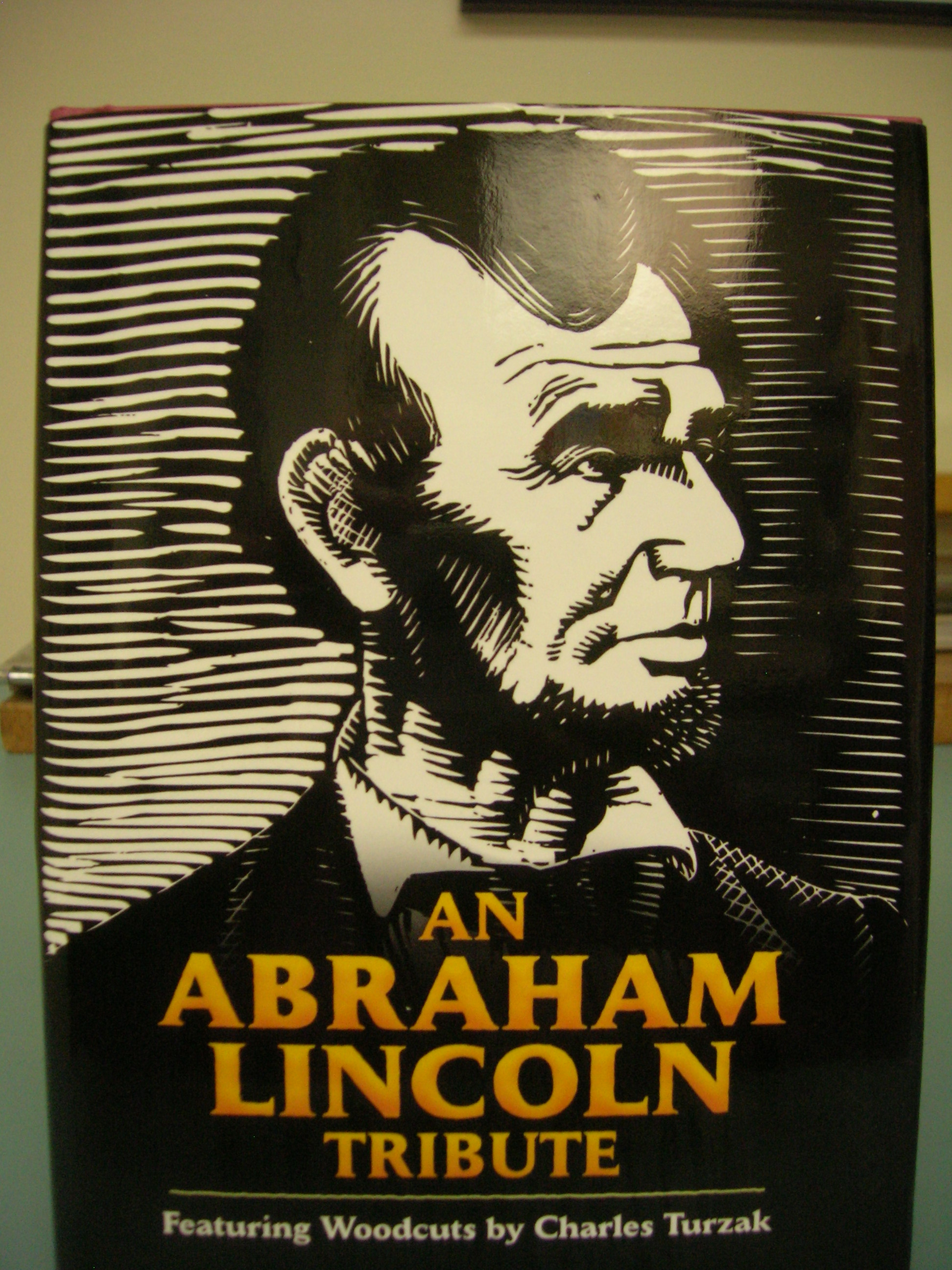 Image for AN ABRAHAM LINCOLN TRIBUTE