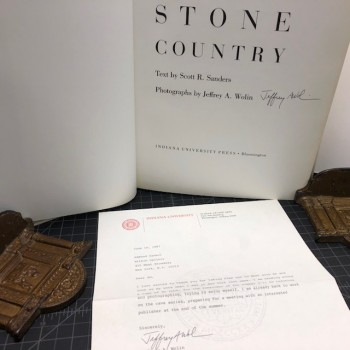 Image for STONE COUNTRY (signed)