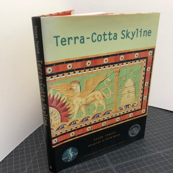 Image for TERRA - COTTA SKYLINE : New York's Architectural Ornament