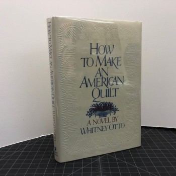 Image for How to Make an American Quilt (signed)