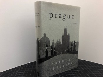 Image for PRAGUE: A Novel (signed)