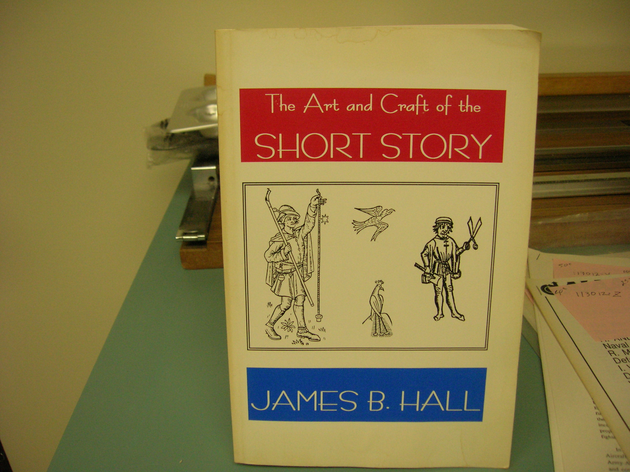 Image for THE ART AND CRAFT OF THE SHORT STORY