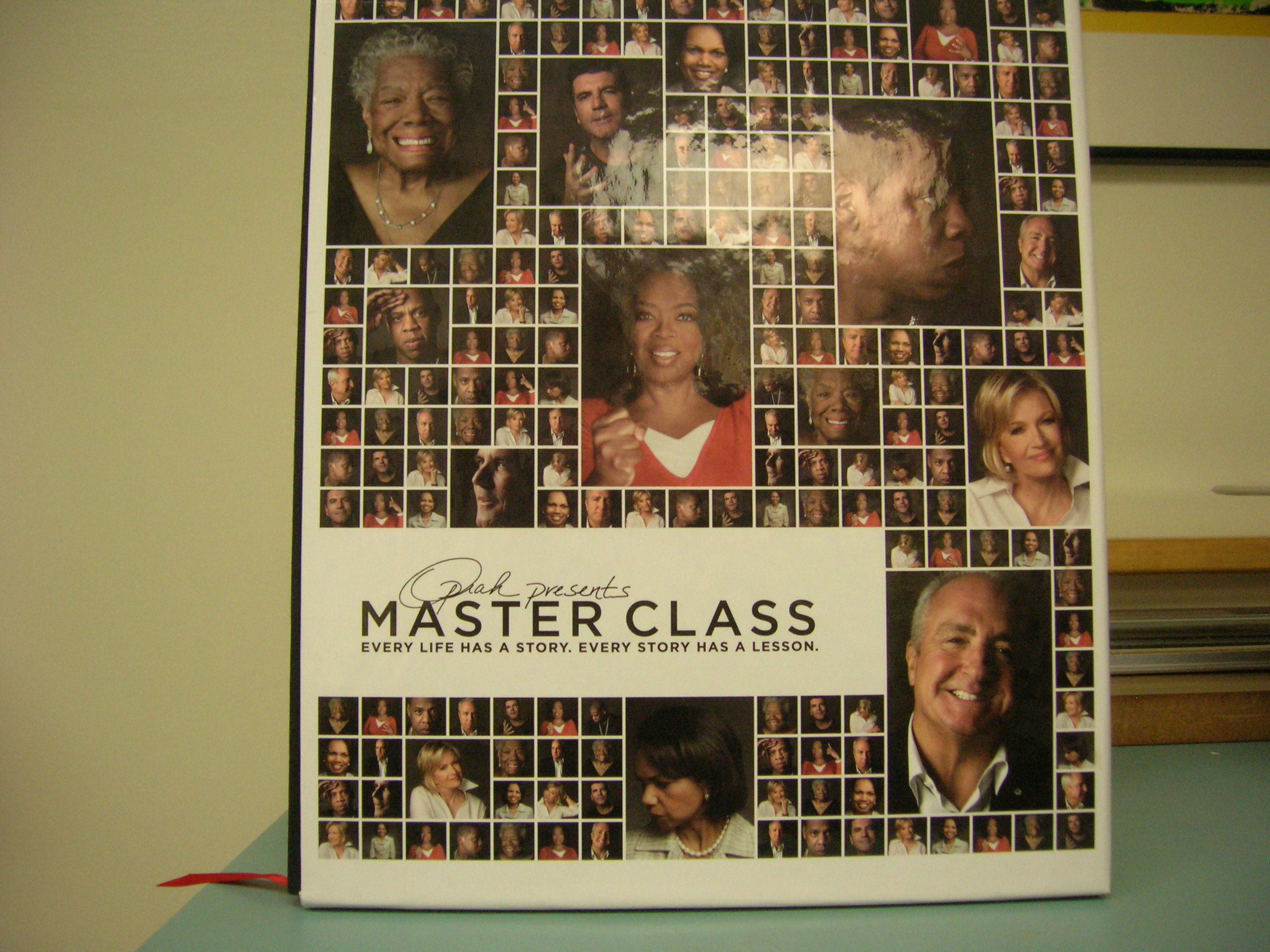 Image for OPRAH PRESENTS, MASTER CLASS