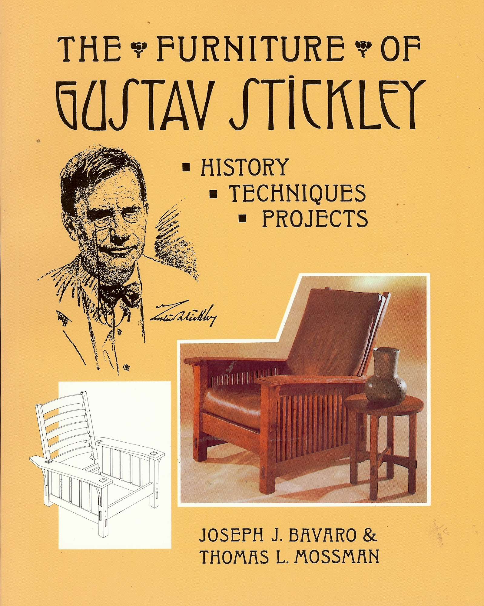 Image for THE FURNITURE OF GUSTAV STICKLY : History - Techniques - Projects