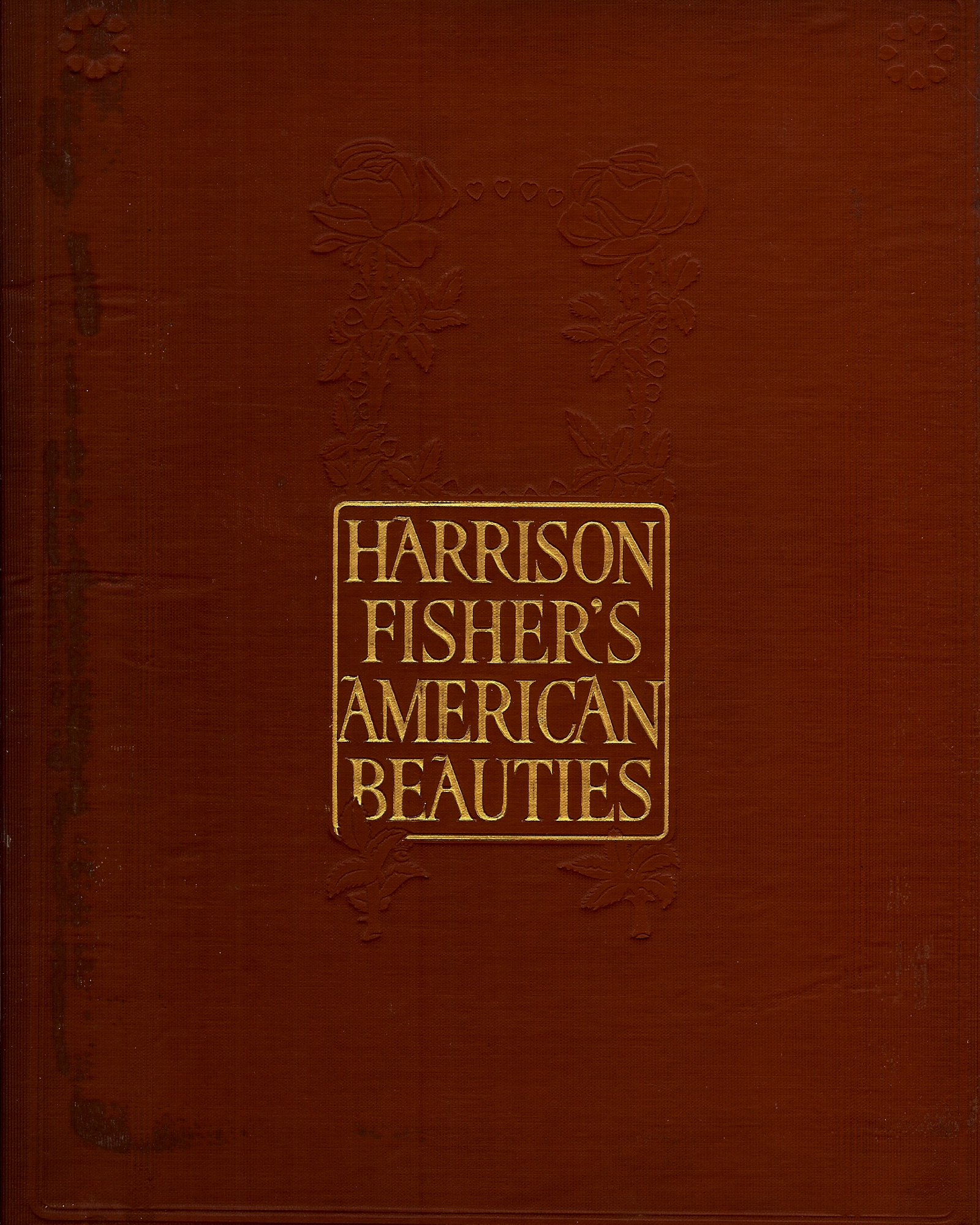 Image for HARRISON FISHER'S AMERICAN BEAUTIES