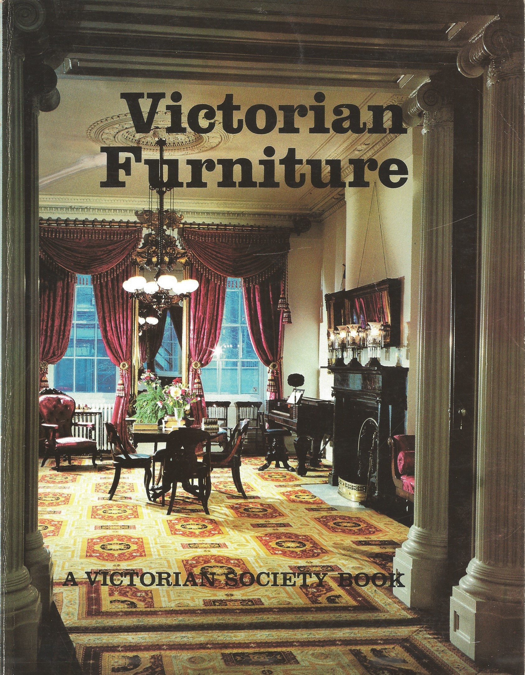 Image for VICTORIAN FURNITURE : Essays from a Victorian Society Autumn Symposium