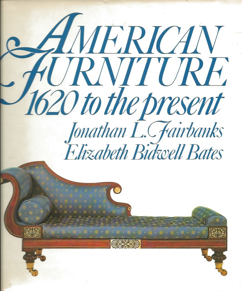 Image for AMERICAN FURNITURE 1620 TO THE PRESENT