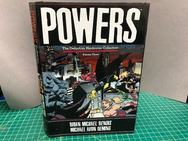Image for POWERS : The Definitive Hardcover Collection  ( Vol. 3. )