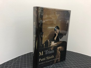 Image for M TRAIN   (Signed Edition )