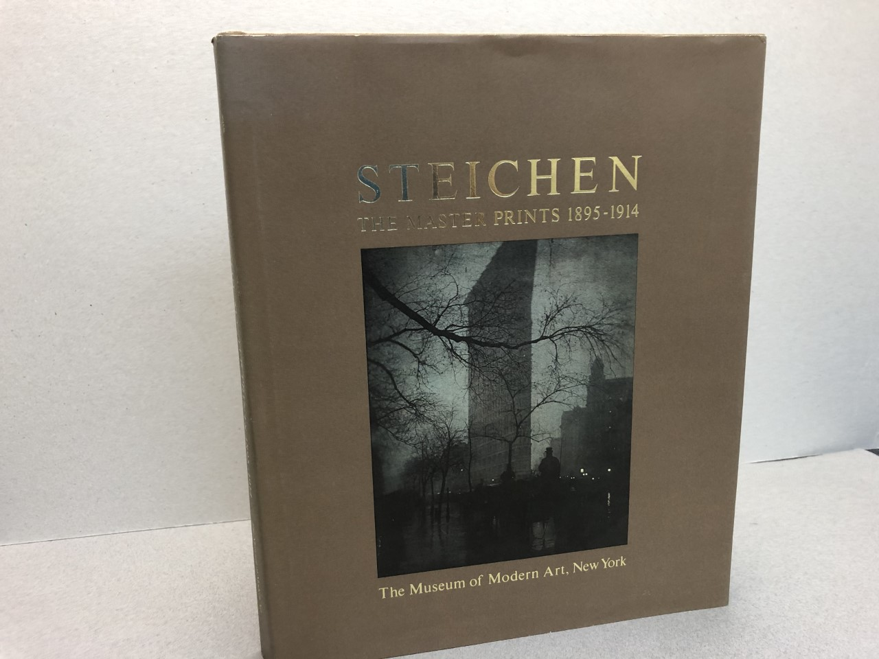 Image for STEICHEN : The Master Prints 1895-1914 The Symbolist Period