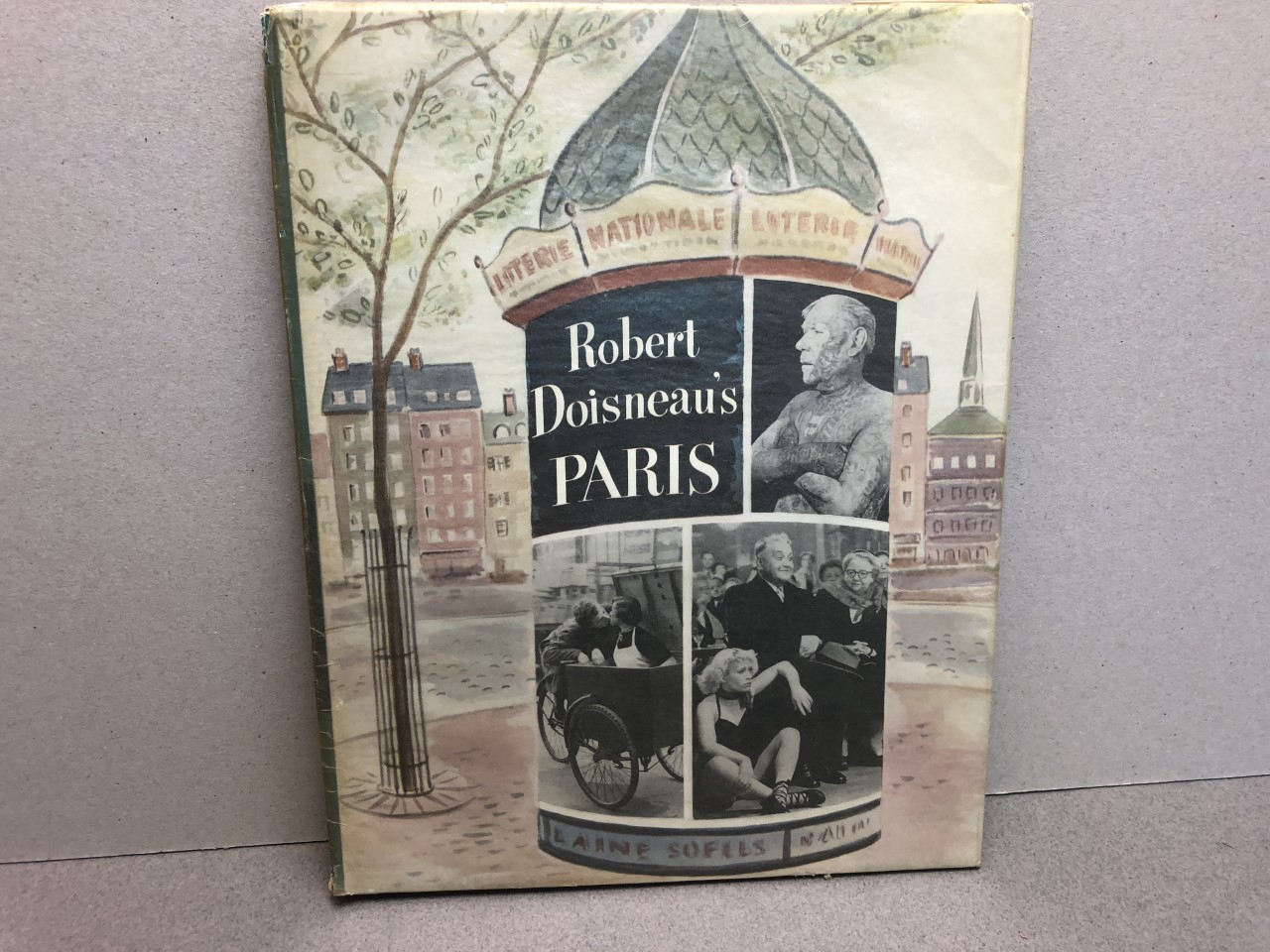 Image for ROBERT DOISNEAU'S PARIS