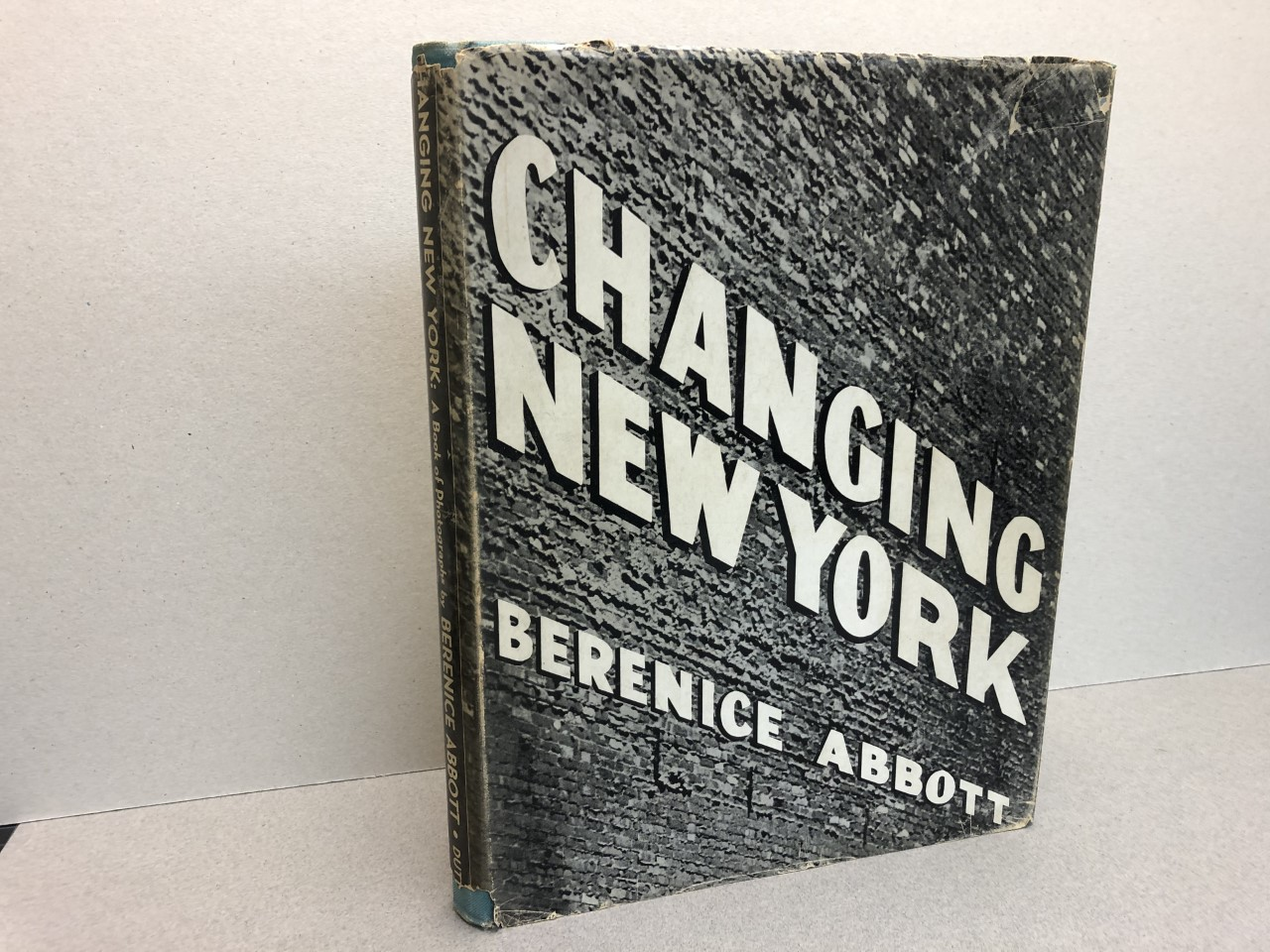 Image for CHANGING NEW YORK : A Book Of Photographs