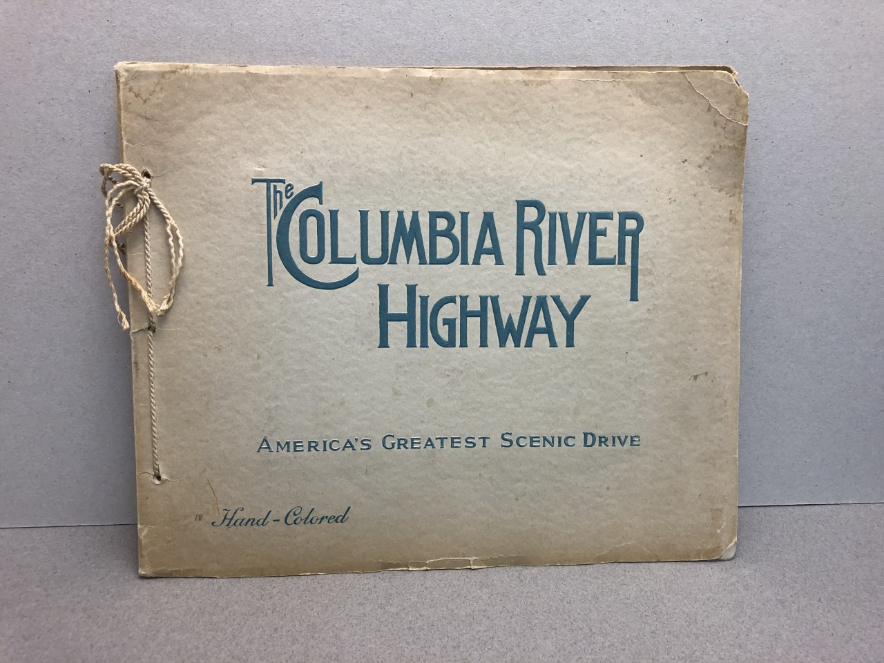 "Image for THE COLUMBIA RIVER HIGHWAY : America""s Greatest Scenic Drive"