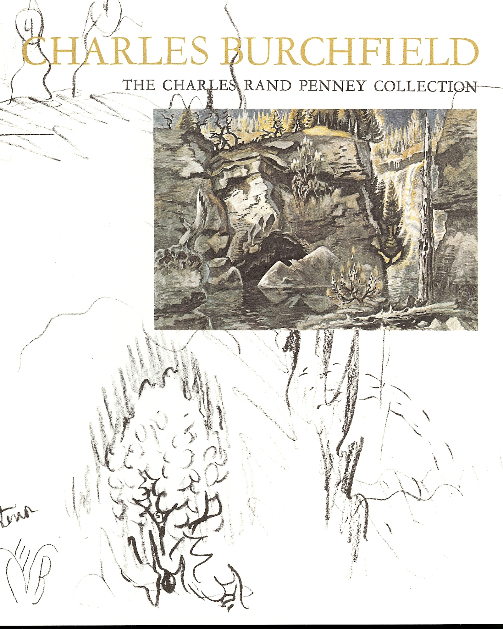 Image for CHARLES BURCHFIELD : The Charles Rand Penney Collection
