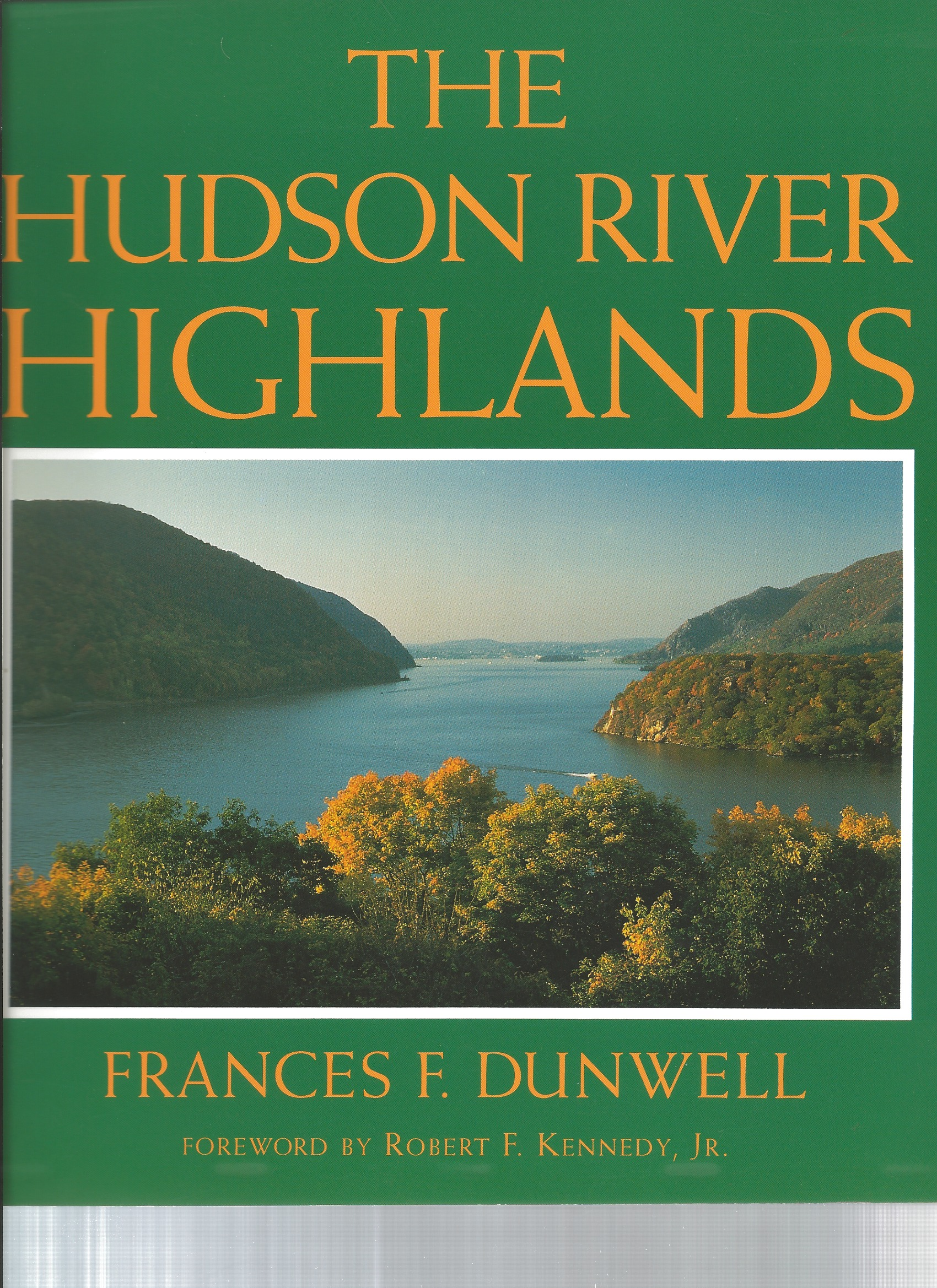 Image for THE HUDSON RIVER HIGHLANDS