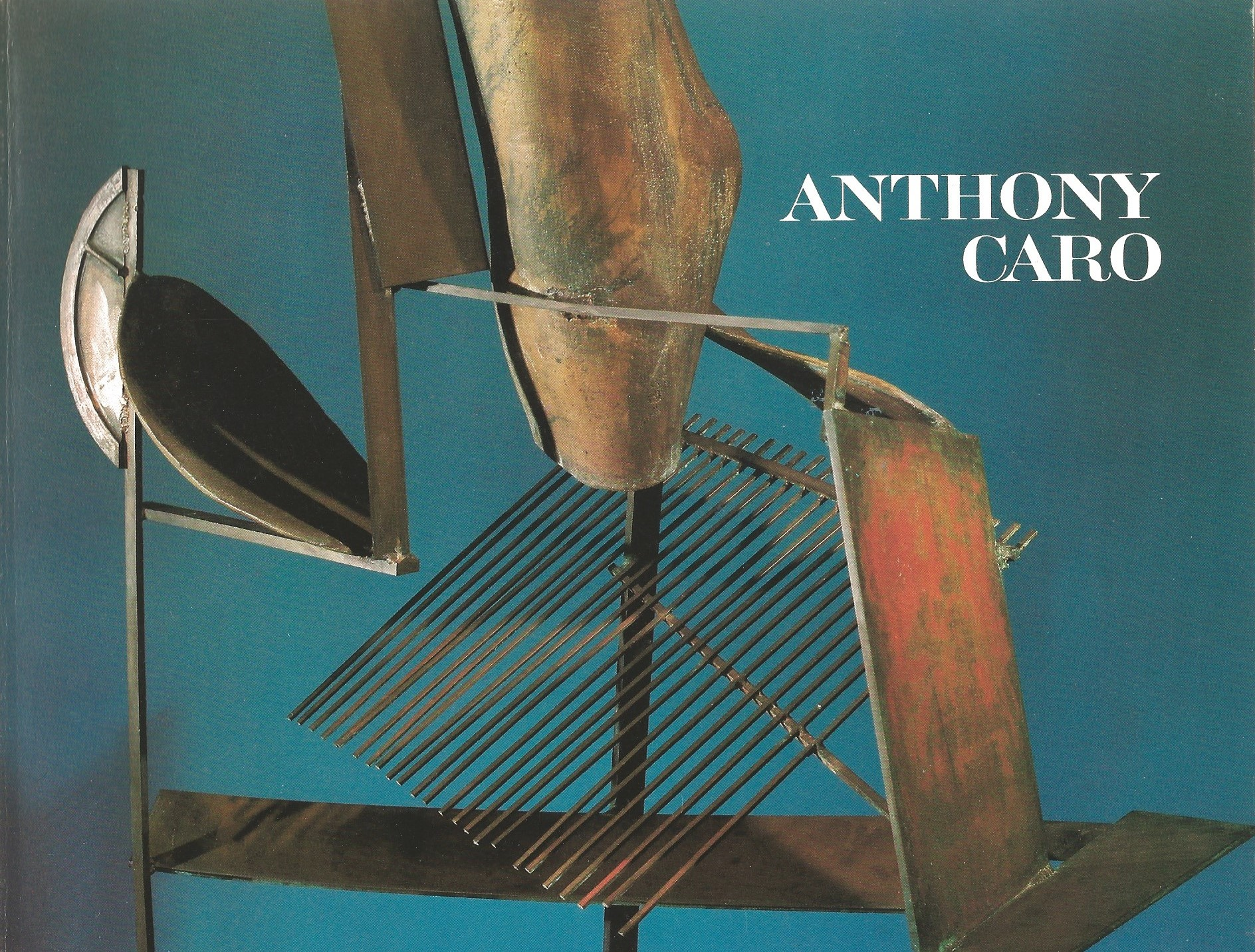 Image for ANTHONY CARO : Bronze Sculpture