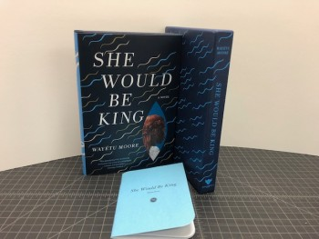 Image for She Would Be King: A Novel ( Indispensable Edition #76 )