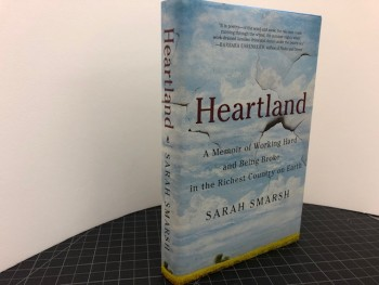 Image for HEARTLAND : A Memoir of Working Hard and Being Broke in the Richest Country on Earth  (signed )