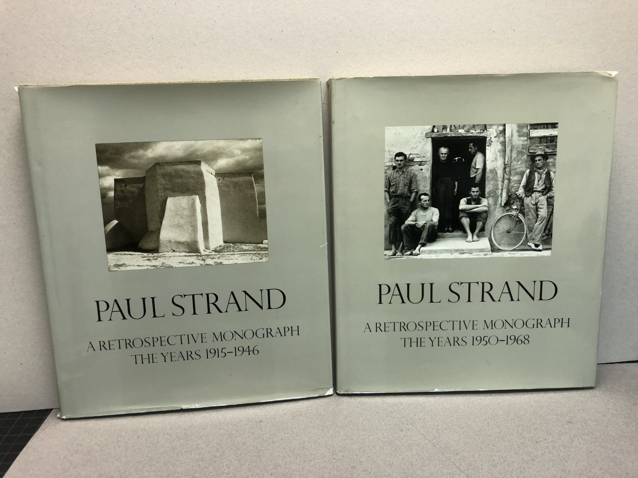 Image for PAUL STRAND : A Retrospective Monograph The Years 1915- 1946 , Vol.1 & The Years 1950 -  1968 , Vol.2
