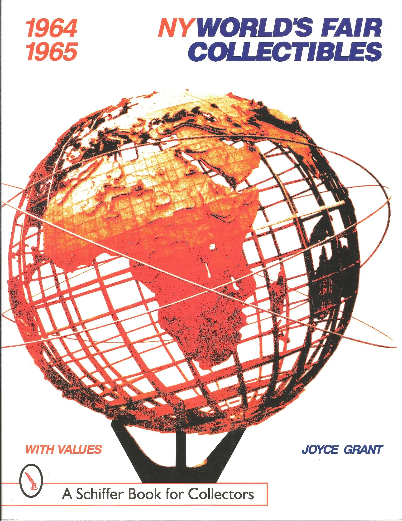 Image for NY WORLD'S FAIR COLLECTIBLES 1964-1965