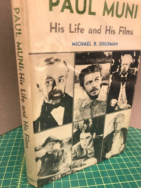 Image for PAUL MUNI : His Life and His Films