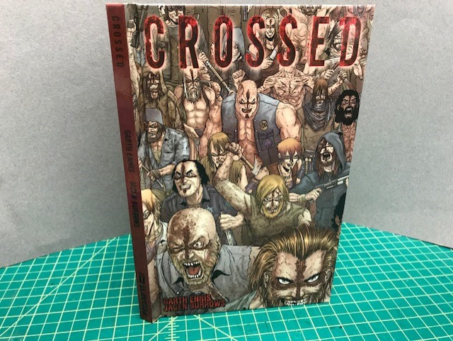 Image for CROSSED , Volume 1( Signed )