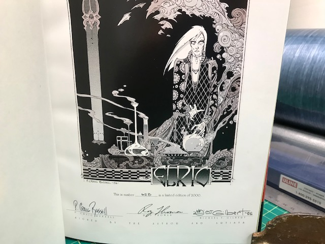 Image for MICHAEL MOORCOCK'S ELRIC