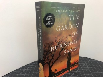Image for The Garden of Burning Sand