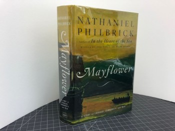 Image for MAYFLOWER : A Story of Courage, Community, and War (signed)