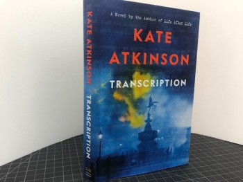 Image for Transcription: A Novel